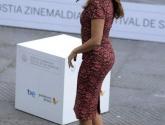 Пенелопа Круз поразила сексапильным платьем